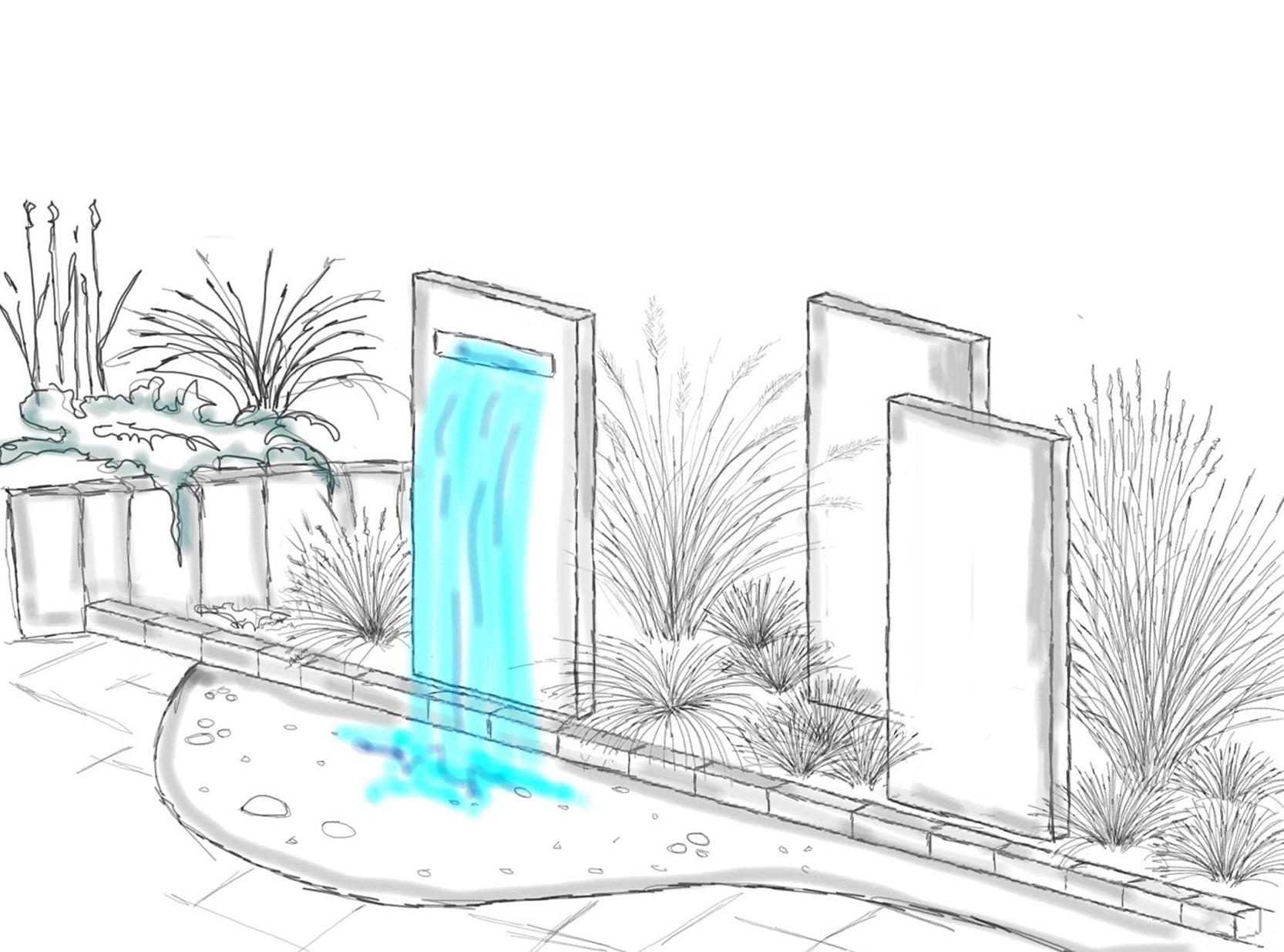 Terrassen Sichtschutz Inspiration Design Familie Traumhaus