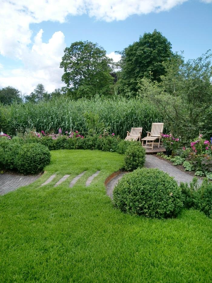 der englische Garten … Ideen aus Hampton Court gardens